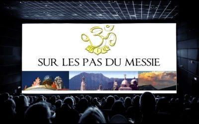 La película «IN LOS PASOS DE LOS MESÍAS» en París