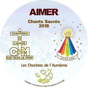 Coup de coeur ! CD ALBUM «Aimer» + livret